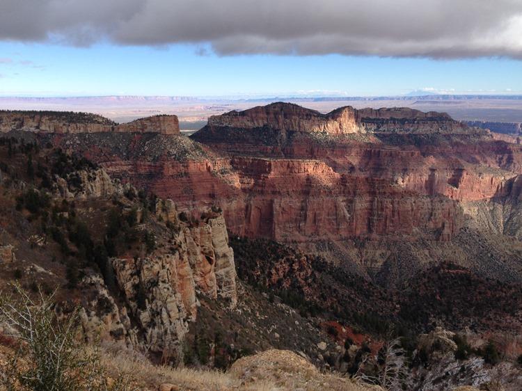 North Rim, Grand Canyon National Park, Arizona | A Life Exotic