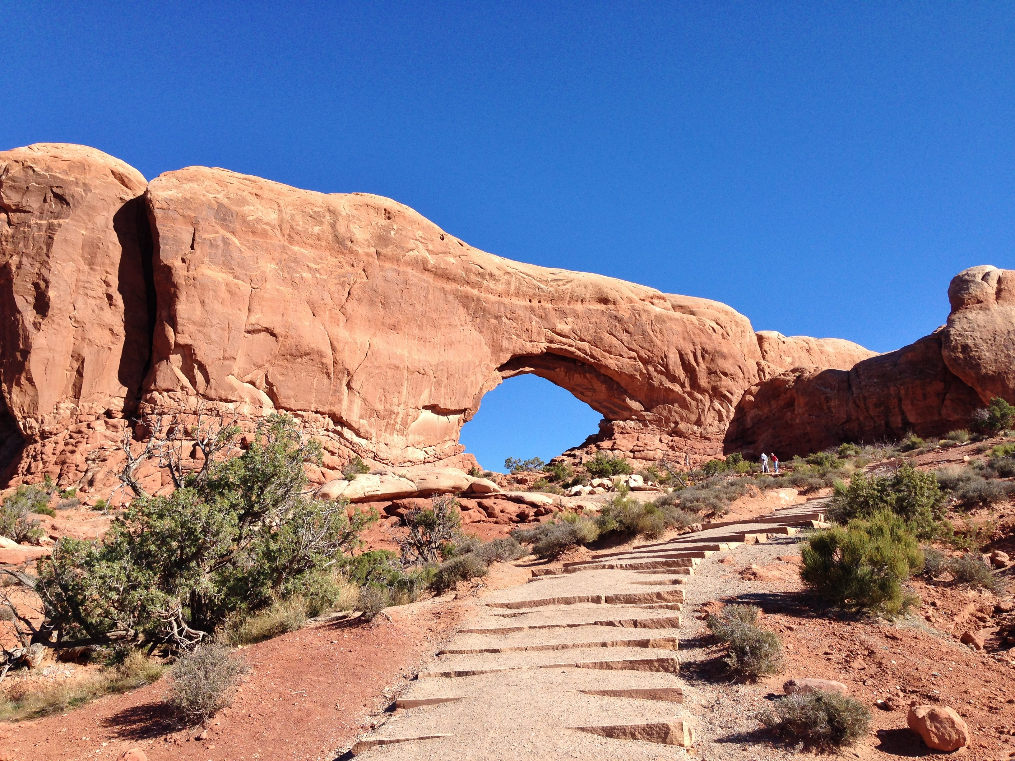 how to get to arches national park