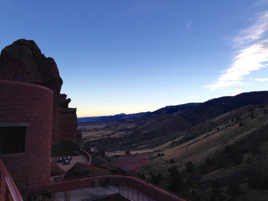 Red Rocks - Golden, Colorado | A Life Exotic